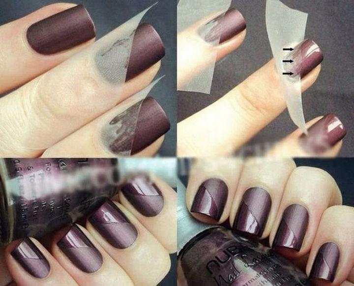 17 Minimalist Nails - What a beauty.