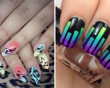 18 Musical Manicures That Will Make You Want to Sing.