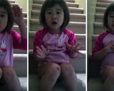 6-Year-Old Tells Her Mom She Wants Her Parents to Be Friends.