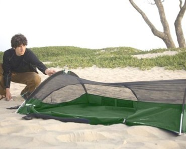 Lawson Hammock Is a Tent/Hammock That Is Perfect for Hiking.