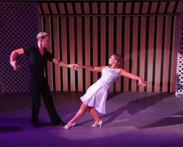 Bindi Irwin's 'Dirty Dancing' Tribute to Late Father Steve Irwin.
