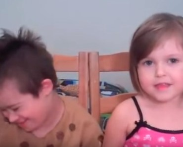 Sister Describes the Love For Her Brother with Down-Syndrome.