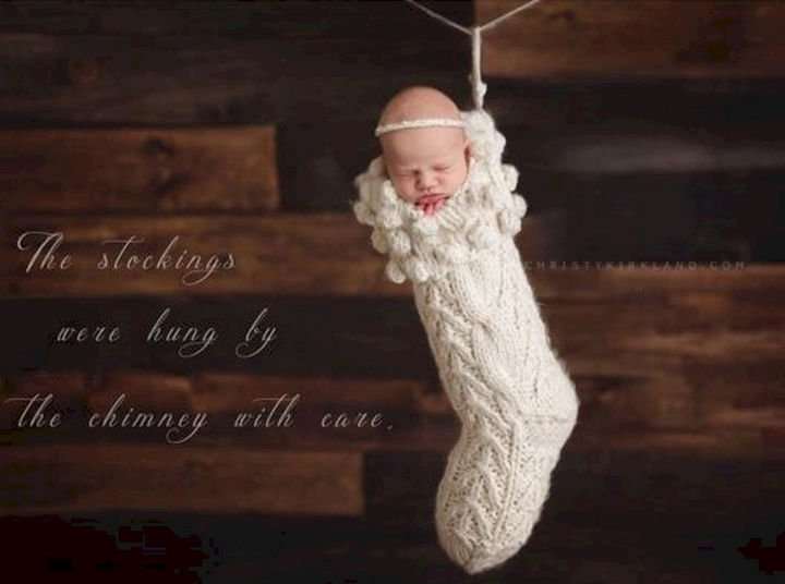 13 Cute Babies Wearing Christmas Outfits - Best stocking gift ever!