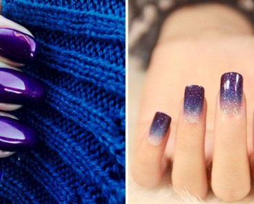 22 Purple Nail Art Designs That Are Stunning and Will Get You Noticed.