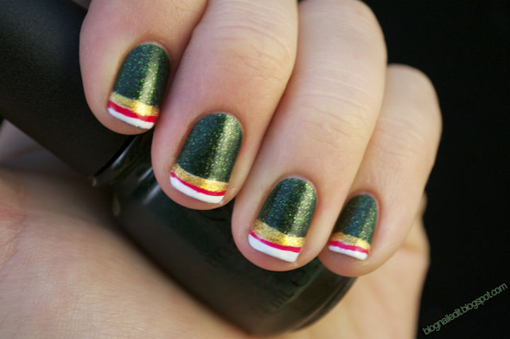 23 Christmas Nails - Christmas nails that capture the joy of the holidays.