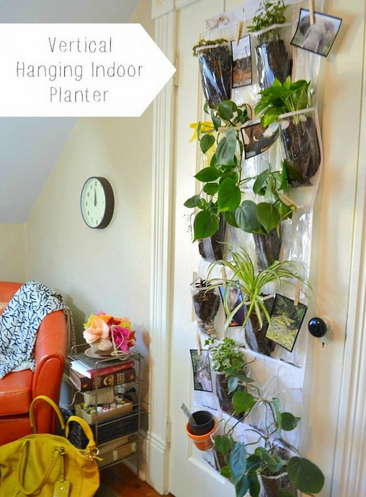 21 Clever Shoe Organizer Ideas - Create the perfect planter.