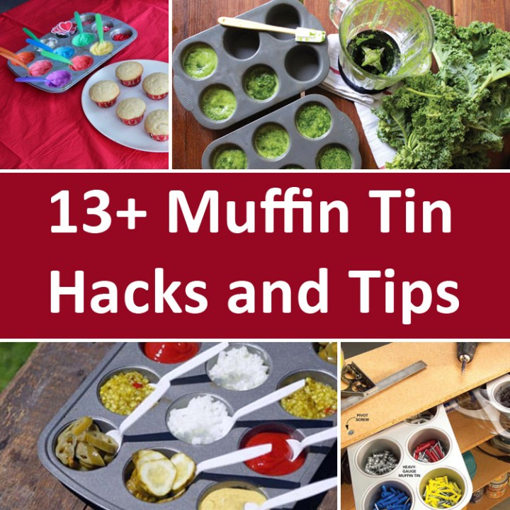 13+ Muffin Tin Hacks and Other Muffin Pan Uses. Muffin Pans Aren't Only for Making Muffins!