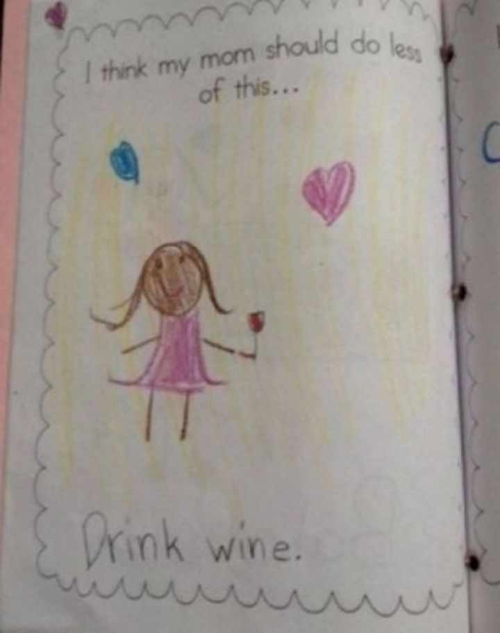35 Funny Drawings from Kids - Mommy needs help...