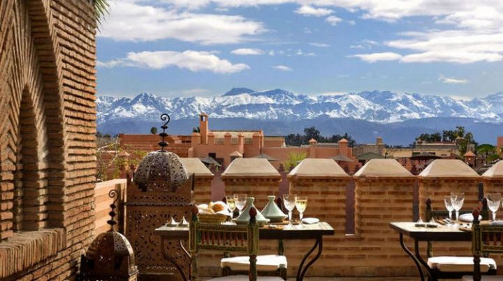 Top 25 Travel Destinations 2019 - Marrakech, Morocco 02.