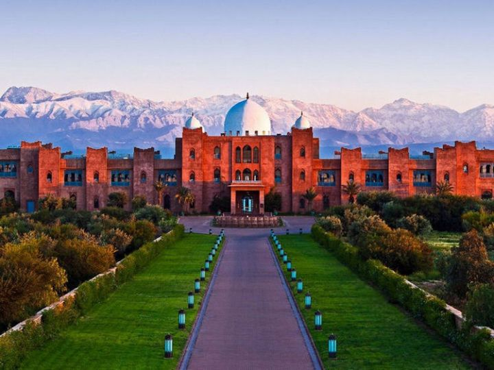 Top 25 Travel Destinations 2019 - Marrakech, Morocco 03.