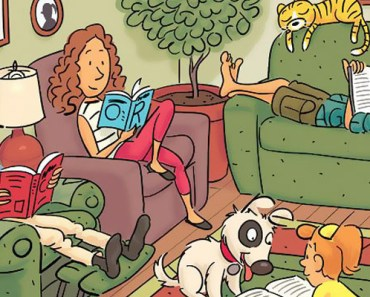 10 Picture Puzzles With 6 Hidden Words. Can You Find Them?