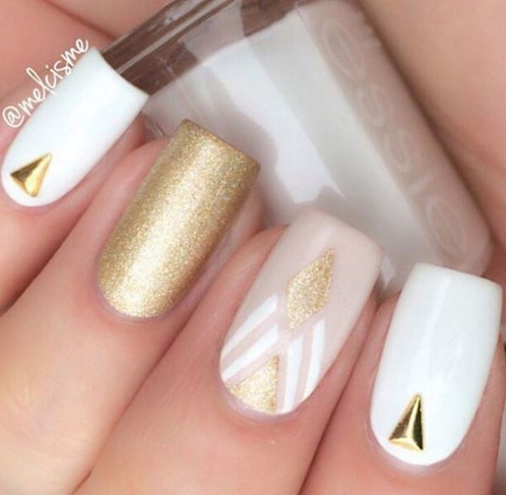 18 Spring Nails - These spring nails are perfect for that special night out!