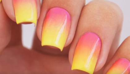 18 Nail Tape Striped Nails Diy Designs That Are Easy To Create