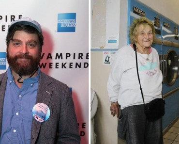 Zach Galifianakis Paid for Homeless Woman's Apartment.