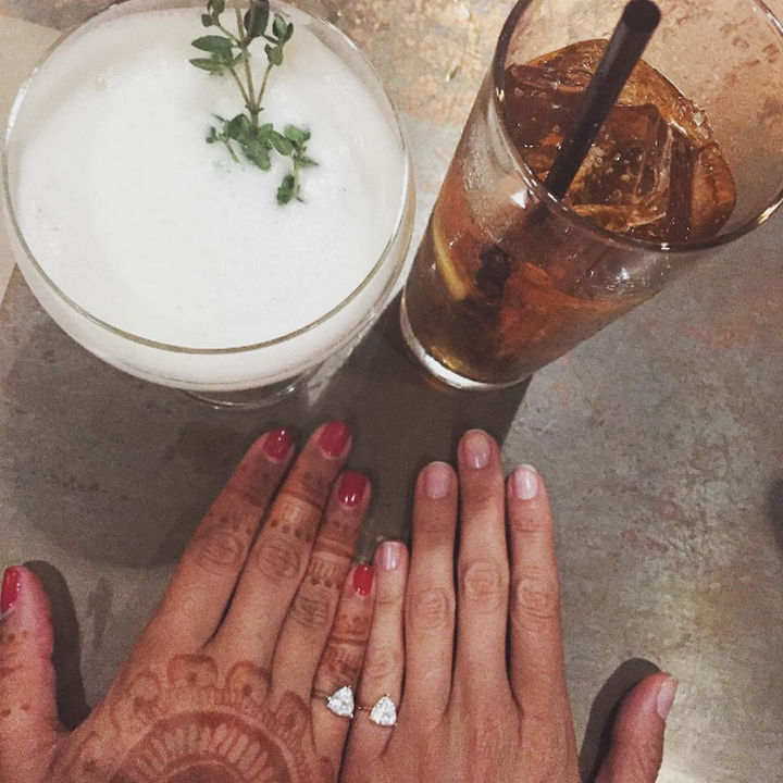 Women are now proud to show the power of personal love with a new pinky ring by L.A.-based jewelry company Fred and Far.
