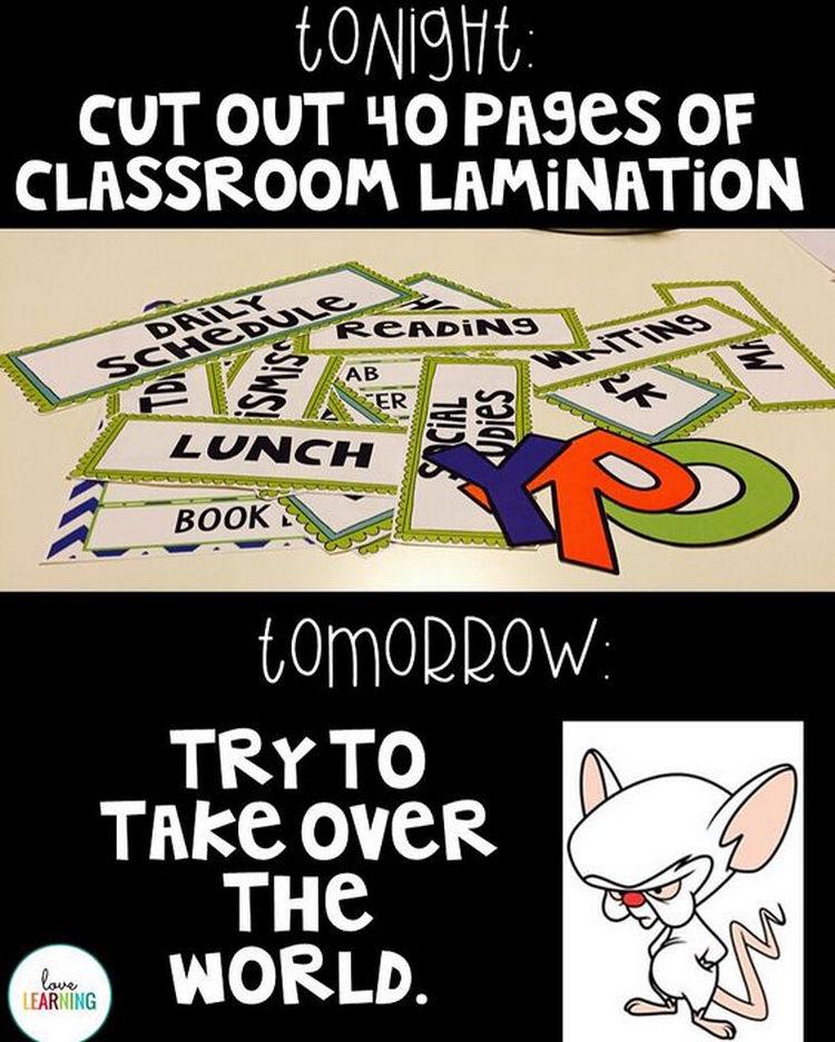 67 Hilarious Teacher Memes - Always dream big.