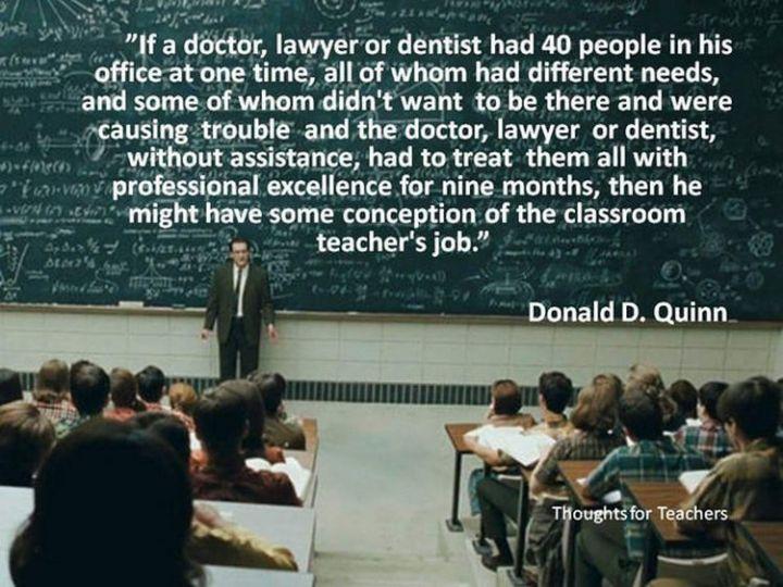 67 Hilarious Teacher Memes - That's an interesting thought.