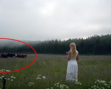 Woman Sings an Ancient Swedish Herding Call.
