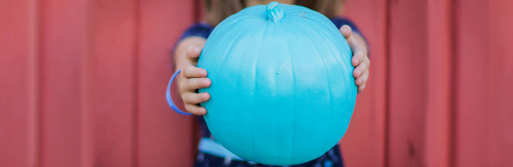Inspired by the efforts of a mom in Tennessee, teal pumpkins are popping up across the country.