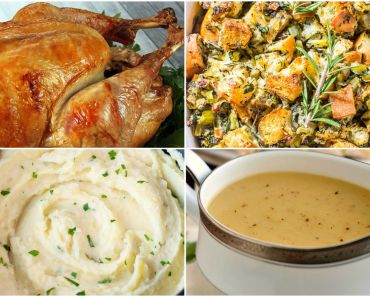 20 Most Pinned Thanksgiving Recipes on Pinterest.