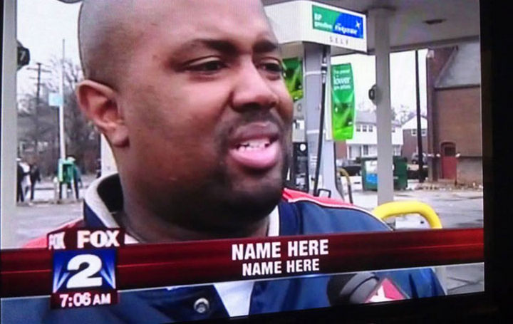 25 People Who Simply Had One Job - Insert name here.