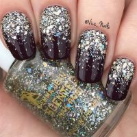 17 Winter Nails and Nail Art Ideas to Brighten Up the Season