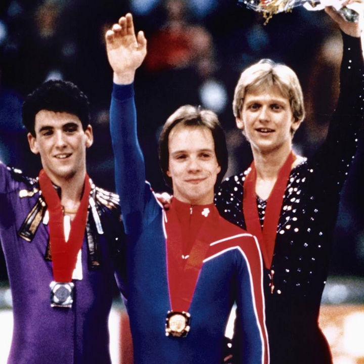 Scott Hamilton is a world-class Olympian winning the Bronze medal in 1980 and the Gold medal in 1984.