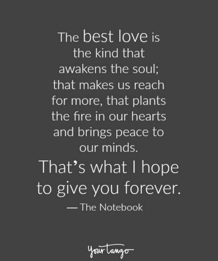 10 love quotes -