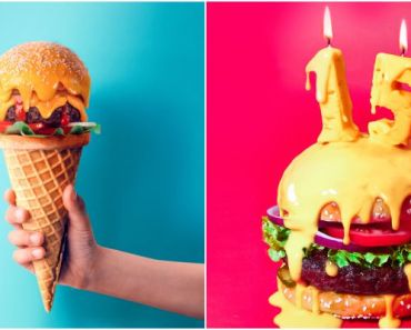 Fat and Furious Burger is a delicious project by Thomas Weil & Quentin Weisbuch of Studio Furious. They create some of craziest burger creations you will ever see and here are 15 of my favorite Fat and Furious Burgers.