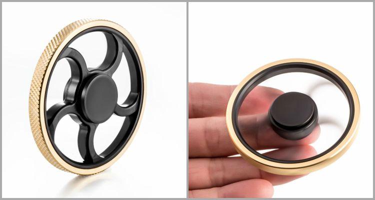ANTI-SPINNER New Style Fidget Hand Spinner.
