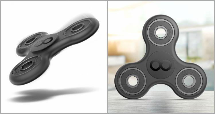 25 Best FIdget Spinners - Maxboost Tri-Spinner Fidget Spinner