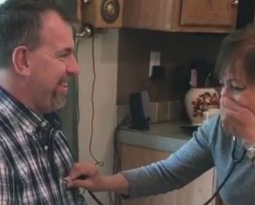 Heart Donor's Mother Hears Her Late Son's Heart Beating Again.