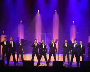 You Raise Me Up Sung Brilliantly by the 12 Tenors.