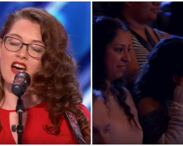 Mandy Harvey Earns Golden Buzzer at America's Got Talent 2017.