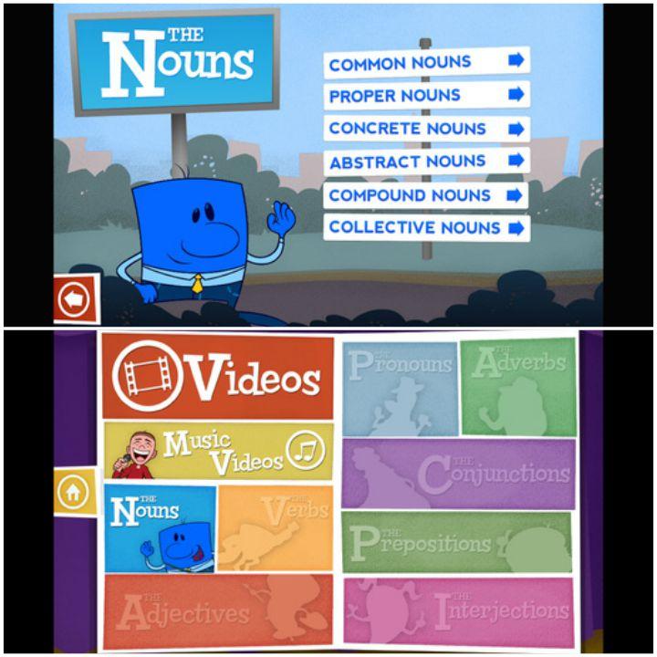 23 Kids Learning Apps - Grammaropolis.