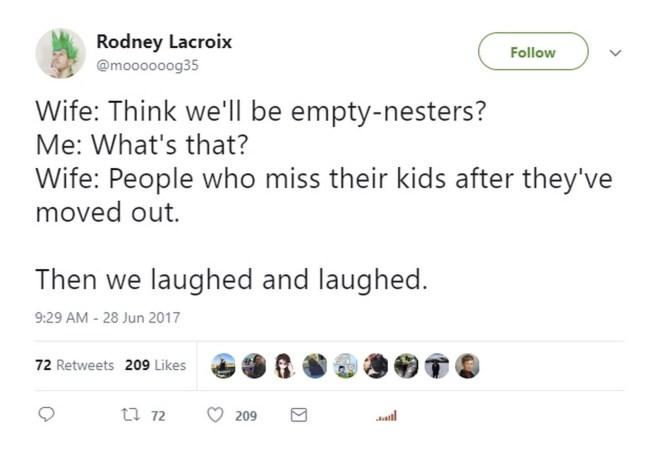 17 Funniest Parent Tweets - Hahaha.