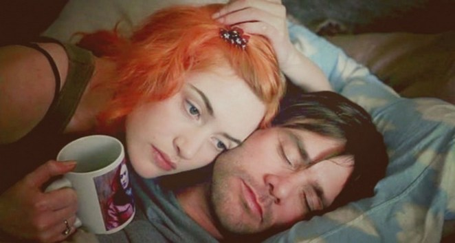 15 Best Romantic Movies - Eternal Sunshine of the Spotless Mind (2004)