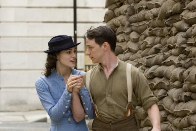 15 Best Romantic Movies - Atonement(2007)