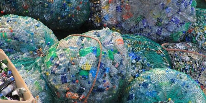 Plastic bottle production is bad for the environment.