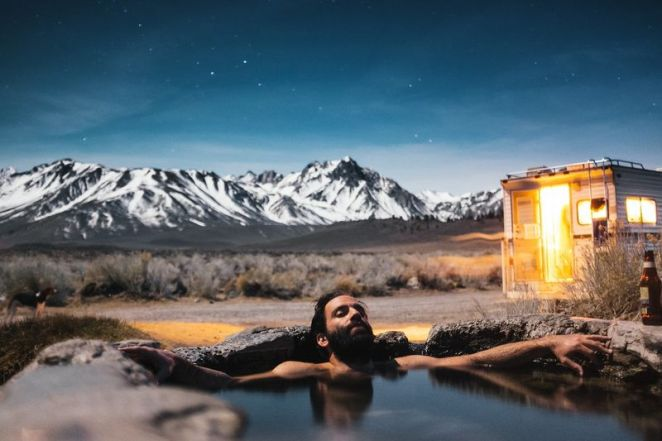 Icelanders also seem to have the right idea and many other cultures swear by the benefits of hot baths.