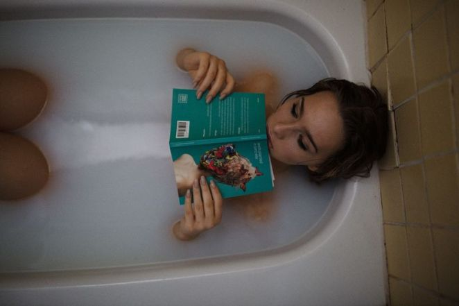 Researchers found that relaxing in a 40C bath for an hour was as effective as a 30-minute walk for burning calories.