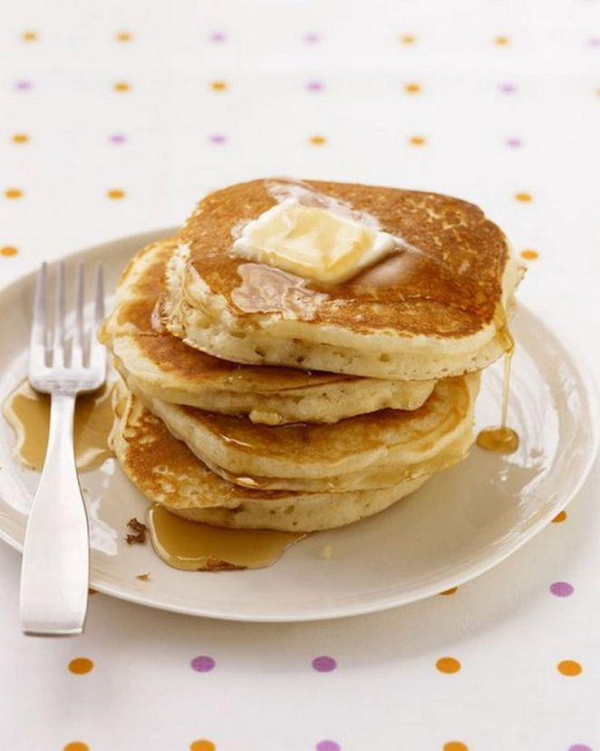 10 Best Pancake Recipes - Easy Basic Pancakes Recipe.