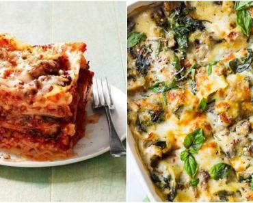 15 Best Lasagna Recipes to Make Pasta Night Extra Special.