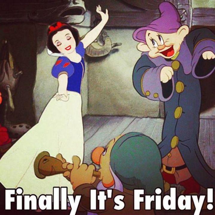 """27 Funny Friday Memes - """"Finally it's Friday!"""""""
