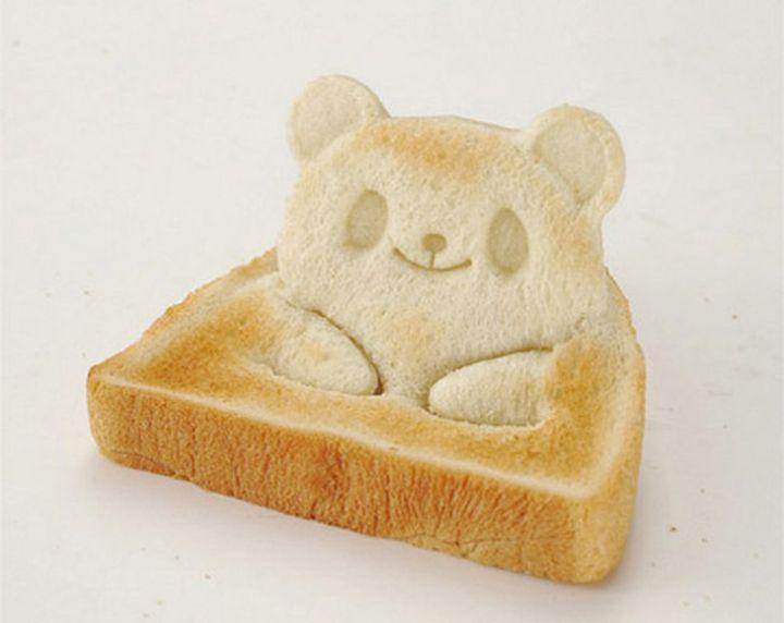 My favorite has to be this popup panda bear toast!