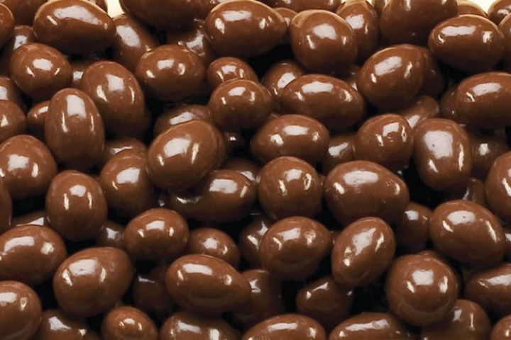 25 Facts About Chocolate - 40% of all almonds end up in a chocolate product.