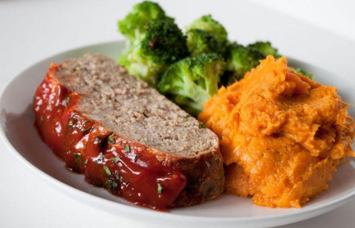 15 Meatloaf Recipes - Turkey Meatloaf.
