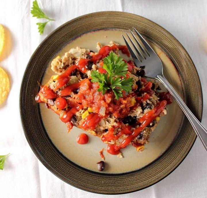 15 Meatloaf Recipes - Southwestern Style Meatloaf.