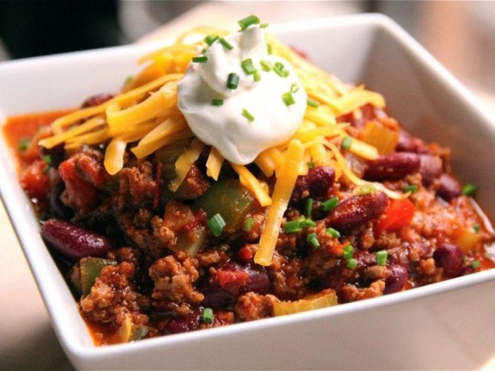 23 Best Chili Recipes - Game Day Chili.