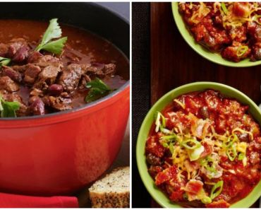 23 Best Chili Recipes With Crazy Goodness in Every Bite.